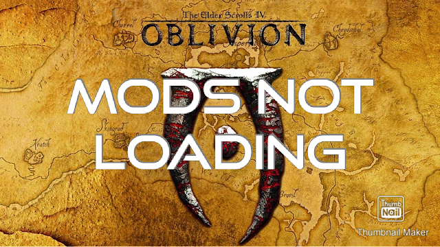 Oblivion Mods Textures/Meshes Not Loading | Archive Invalidation No More