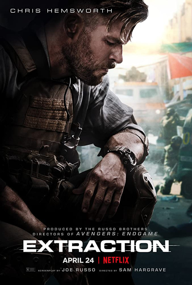 Extraction 2020 480p 400MB WEB-DL