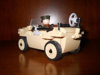 vehículo anfibio alemán