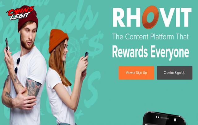 Airdrop Rhovit Free 40 RBIT Estimate $10
