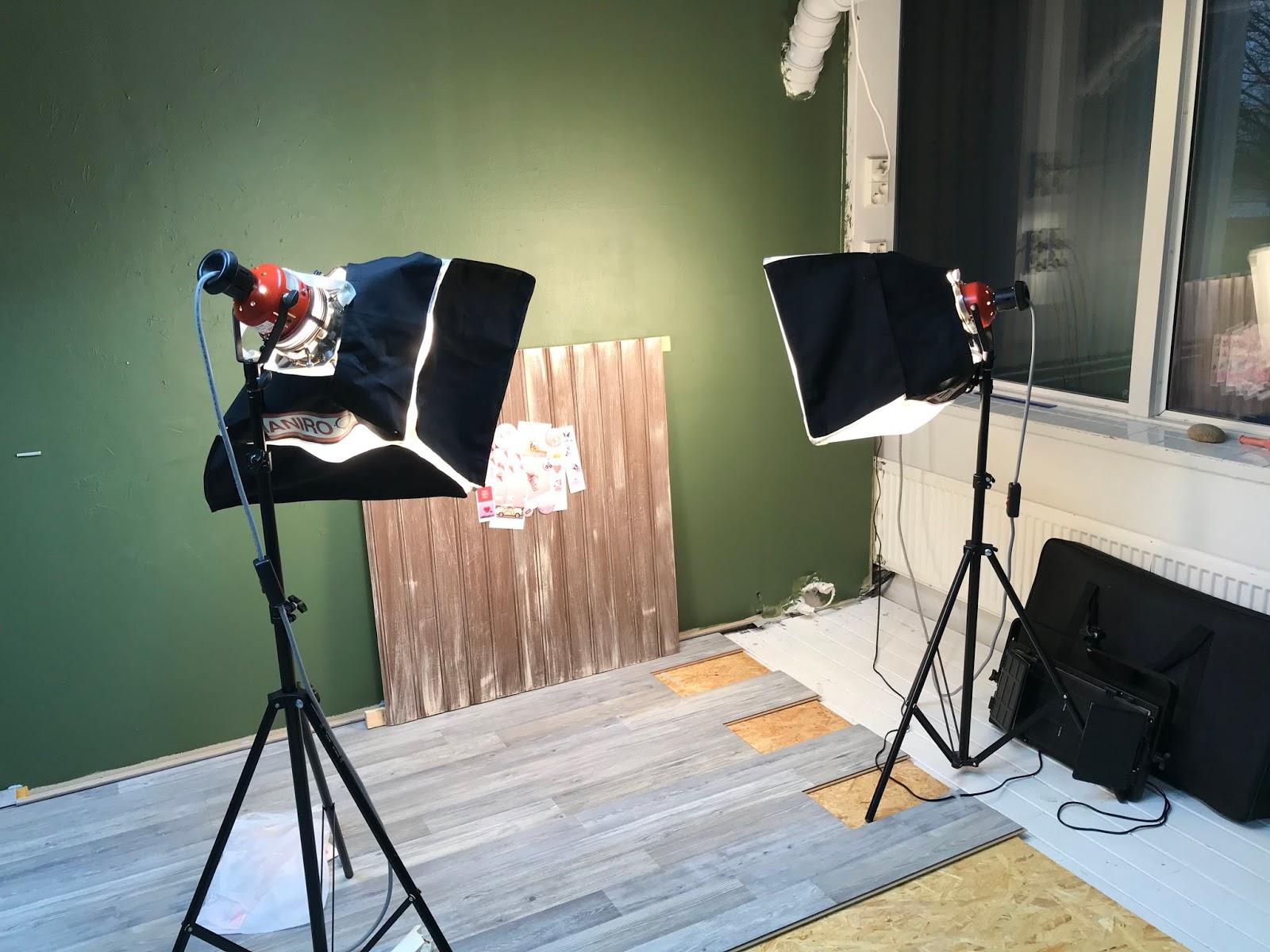Kuvaus-setup
