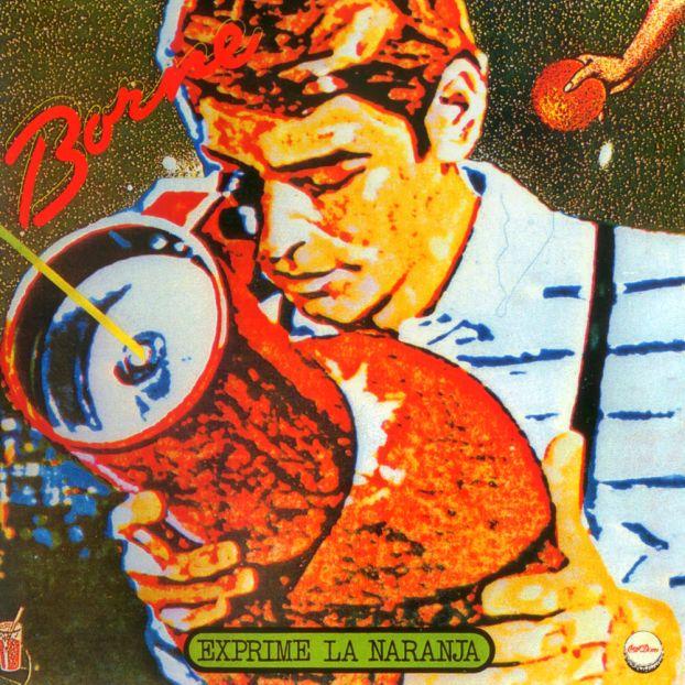 Borne - Exprime la naranja 1979 (Jazz-Rock/Fusion) Spain