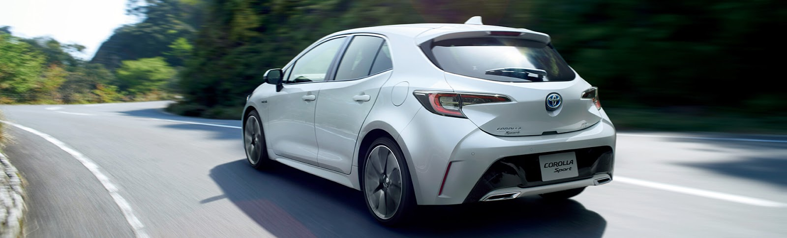 Toyota Rolls Out New Corolla Sport 2019 Pakistan