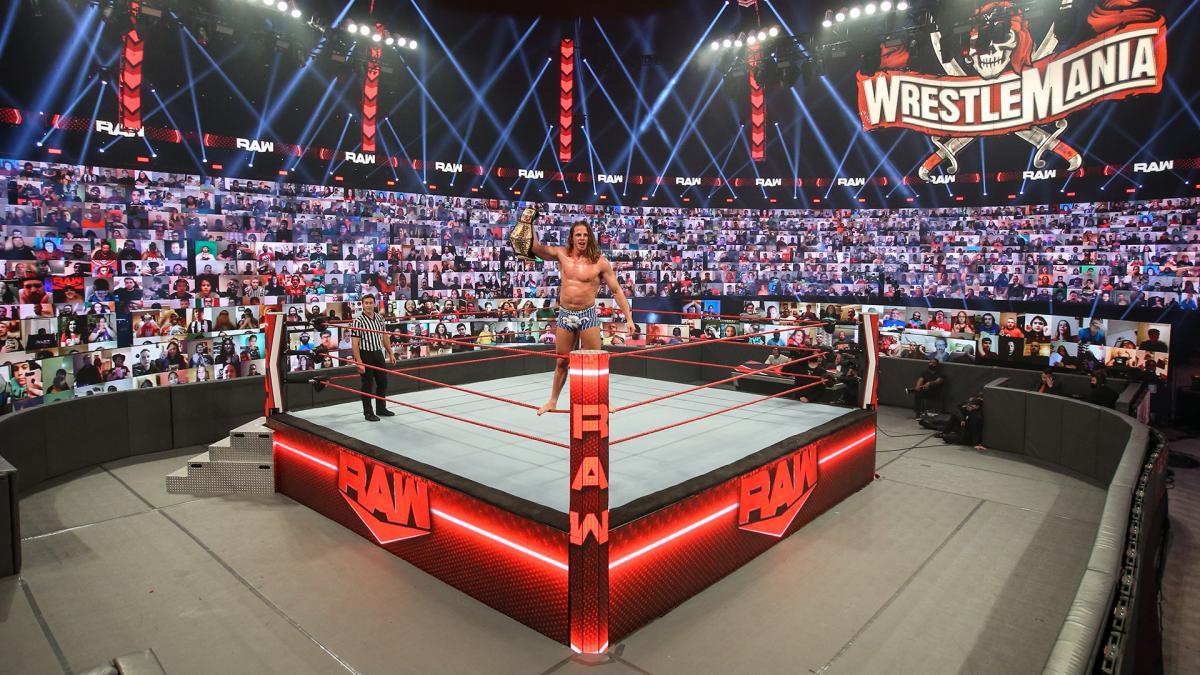 Planos originais da WWE para o United States Championship no Elimination Chamber