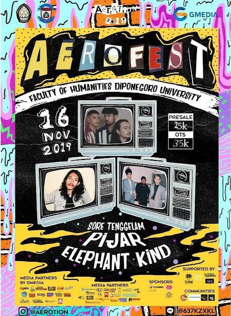 Poster - Aerofest