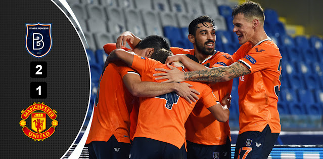 Başakşehir F.K vs  Manchester United Highlights