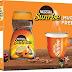 Free Branded Orange Mug with Nescafe Sunrise