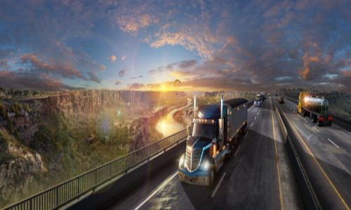 American Truck Simulator Idaho CODEX Game Setup Download