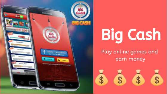 🤑 BigCash App Referral Code | Play Games and Earn Unlimited Money | APK DOWNLOAD