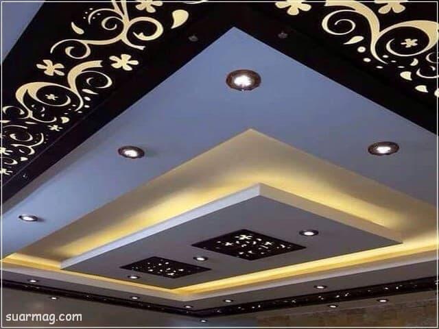 اشكال اسقف جبس بورد 8 | Gypsum Ceiling Forms 8