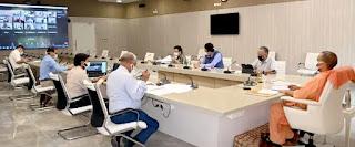 प्रदेश सरकार की 'ट्रेस, टेस्ट एण्ड ट्रीट' की नीति से प्रदेश में कोरोना संक्रमण की रोकथाम में सफलता मिल रही: मुख्यमंत्री योगी आदित्यनाथ