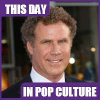 Will Ferrell was born on July 16, 1967.