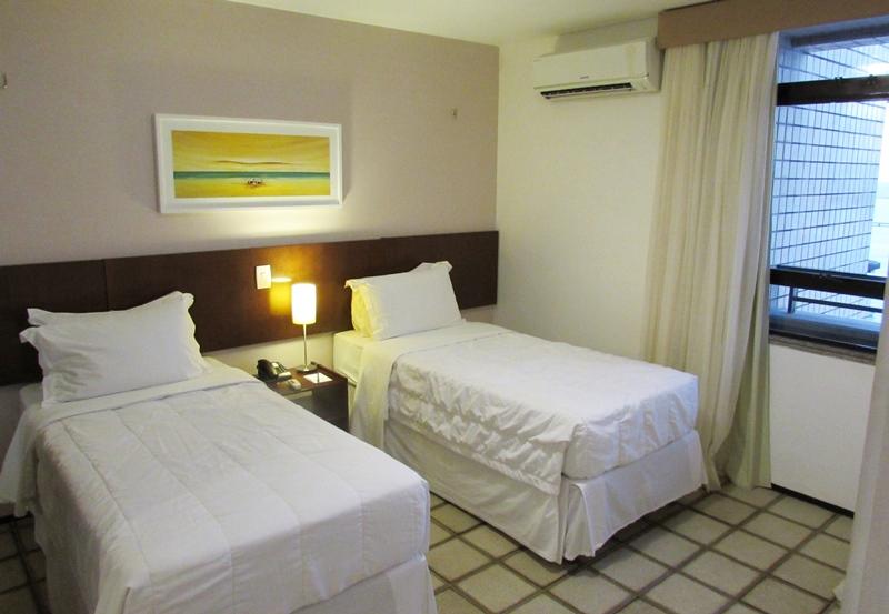 Hotel com ótimo custo benefício em Fortaleza