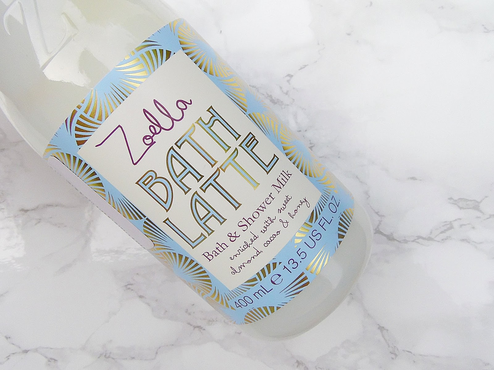 Zoella Bath Latte Review
