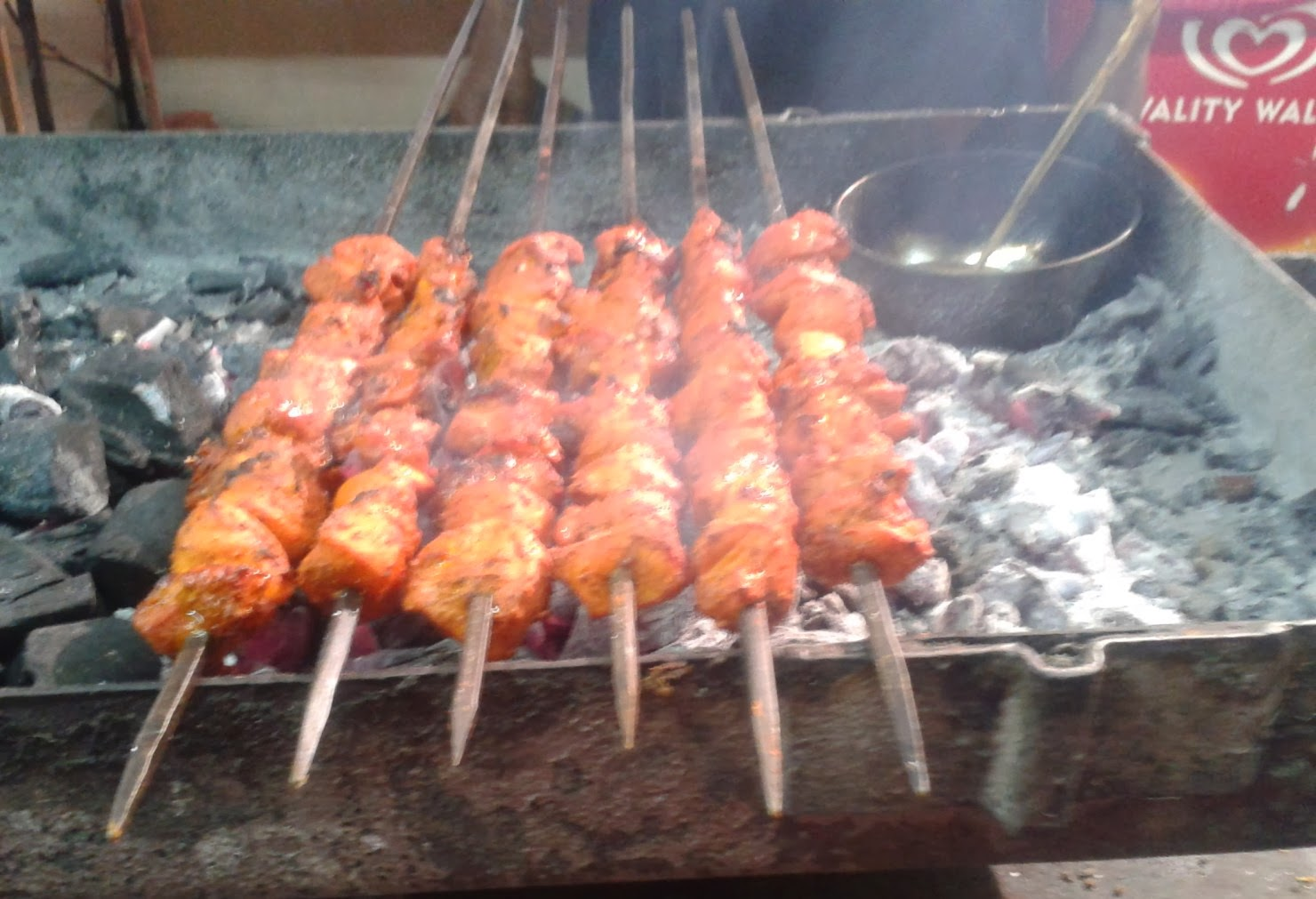 Chicken Tikka Numaish Hyderabad