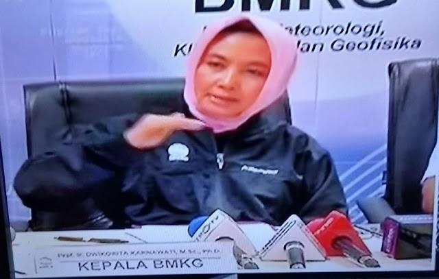 Gempa Lombok Minggu Malam 7 SR, Kepala BMKG: Tidak Potensi Tsunami