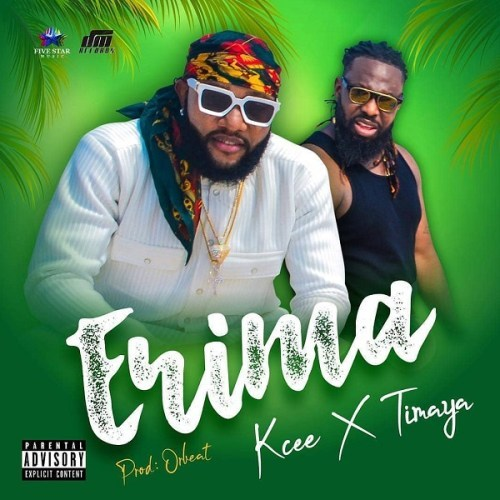[DOWNLOAD MUSIC] Kcee - Erima Ft. Timaya