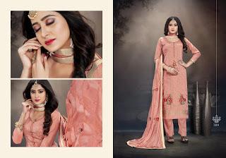 Rani Trendz Harpreent Heavy Silk Crape Salwar Kameez