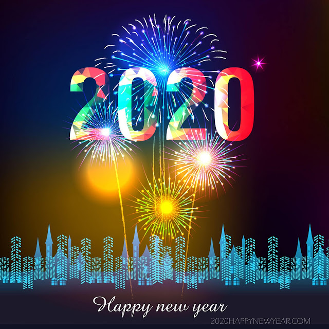 Happy New Year 2020 Images HD For Free Download