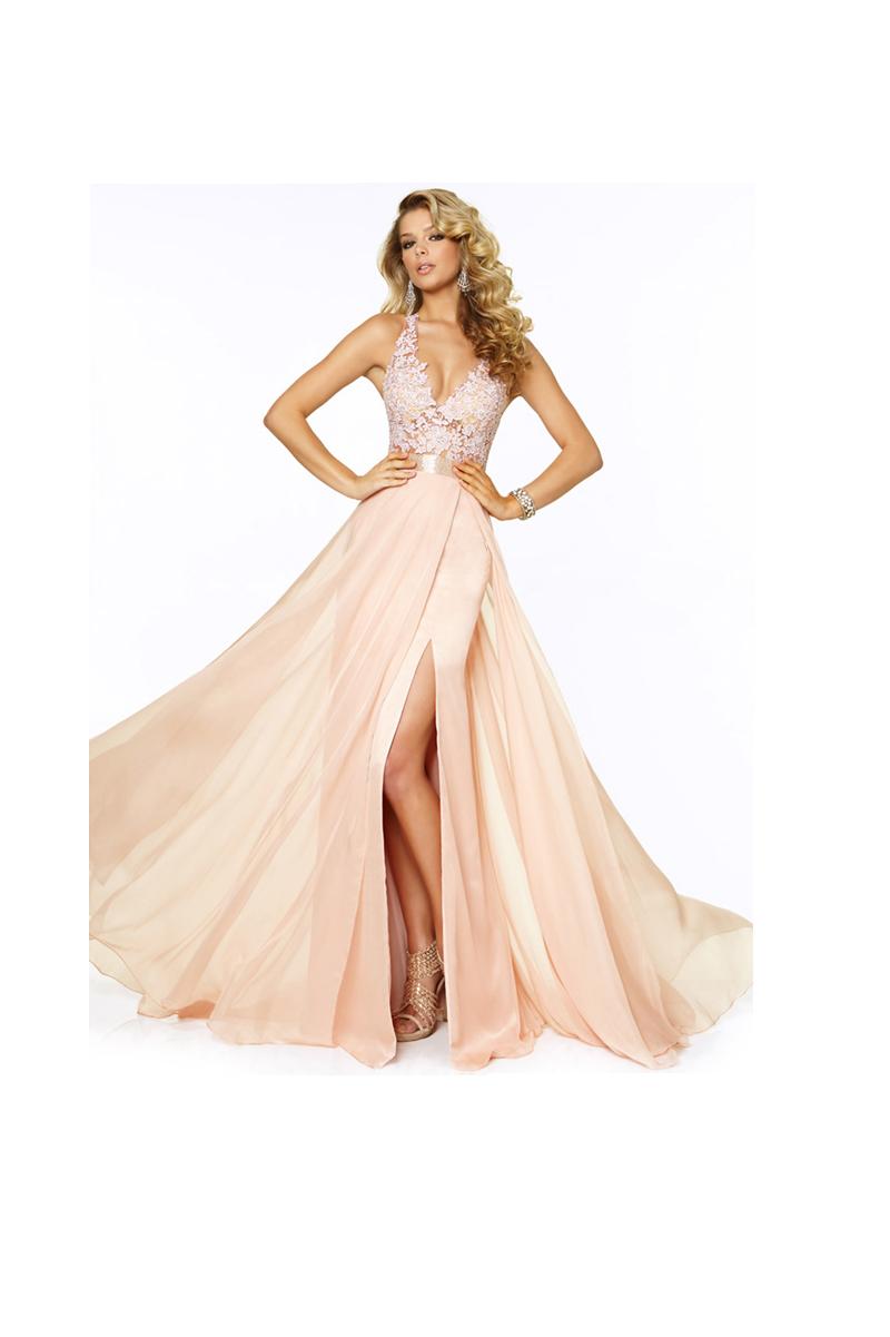 Linia A na ramiączkach Sukienki studniówkowe najpiekniejsze suknie ślubne #QA015