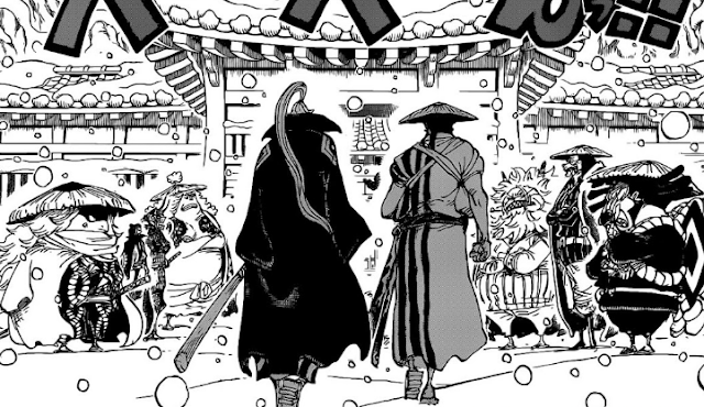 Spoiler One Piece Chapter 987 Sccabards Vs Kaido Jadwal Rilis Pembahasan 10 Agustus 2020 Infoyes I