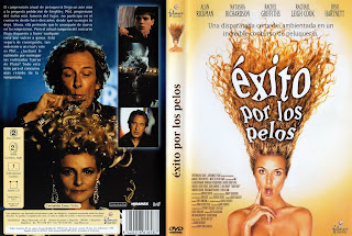 2001 Blow up Éxito por los pelos cartel alan rickman