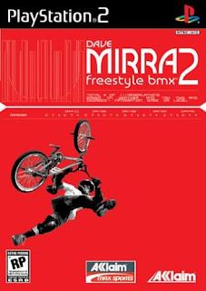 Dave Mirra Freestyle BMX 2 (USA) PS2 ISO