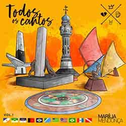 Baixar CD Todos Os Cantos Vol. 01 (Ao Vivo) - Marília Mendonça Mp3