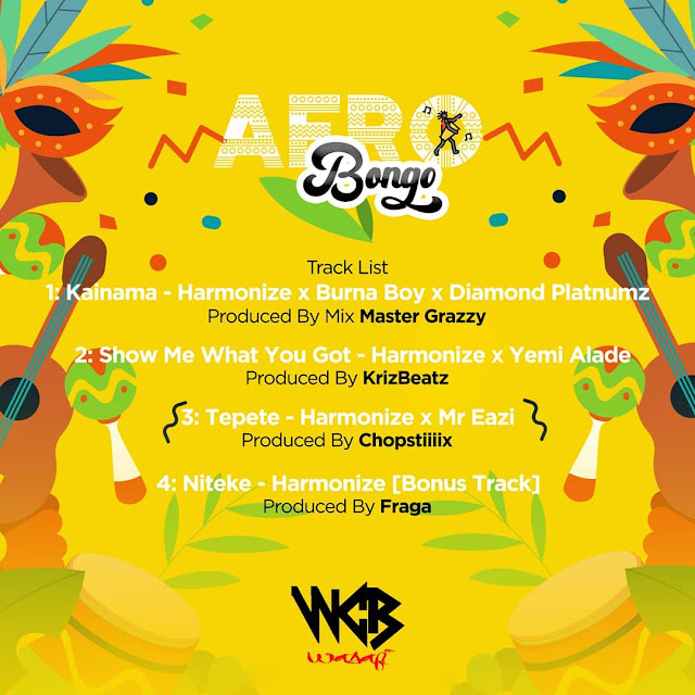 EP/Album | Harmonize - Afro Bongo Full Ep Download