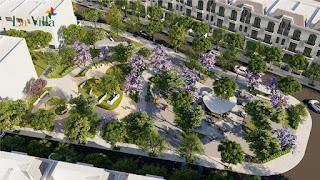 La Villa Green City – tượng trưng Mới cụm từ Bất rượu cồn Sản Long An