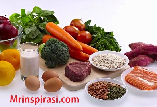 Makanan Yang Baik dan Sehat bagi Ibu Hamil