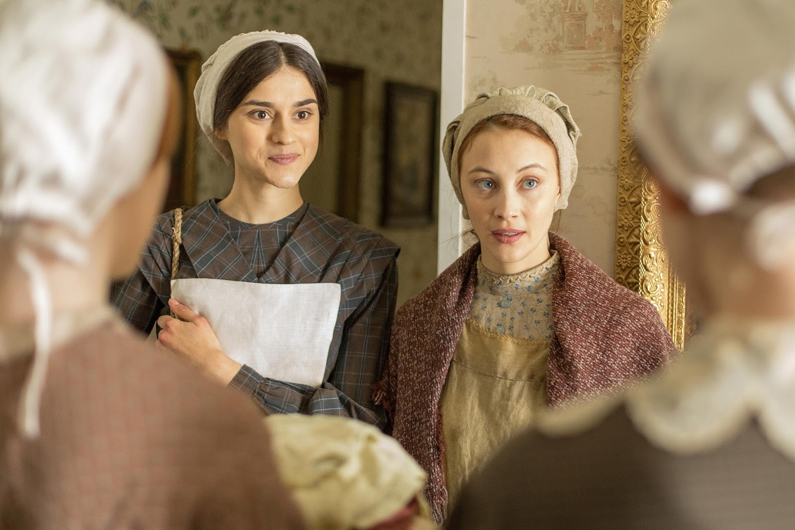 grace marks murderess of thomas kinnear Get everything you need to know about grace marks in alias grace i would rather be a murderess than a murderer  grace marks (speaker), mr thomas kinnear.