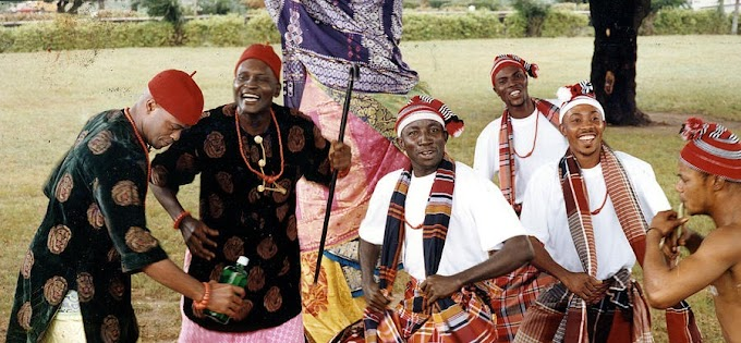 While the Igbo language is said to be dying [Video]