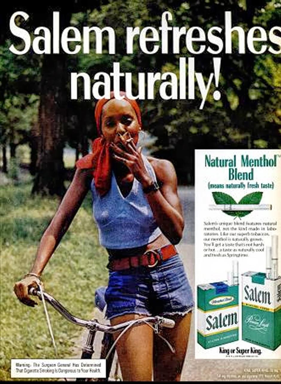 Bill Black Chevrolet >> Black Ethnic Advertising / Magazine Covers: Advertising, Cigarettes