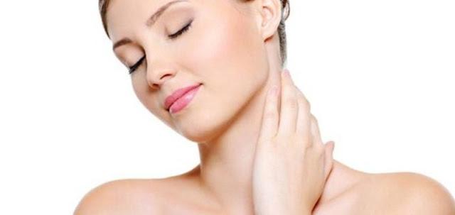 3 Langkah Mudah Untuk Merawat Kulit Leher