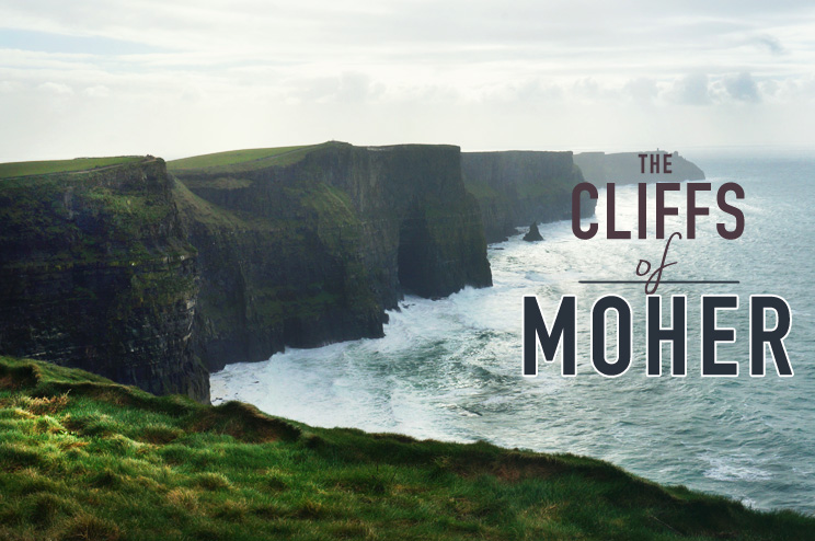 How to see the Cliffs of Moher and the Burren