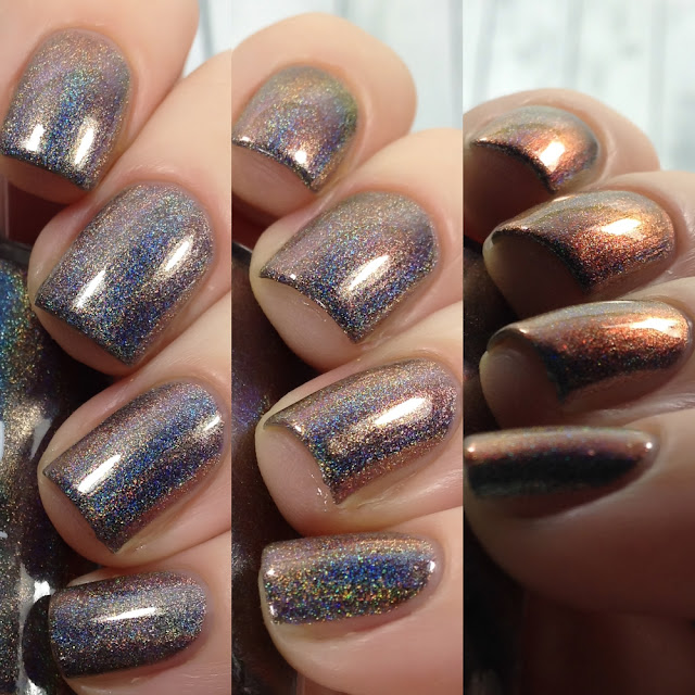 Great Lakes Lacquer-Love Is Brightest In The Dark
