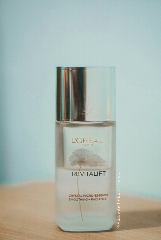 loeal revitalift micro essence