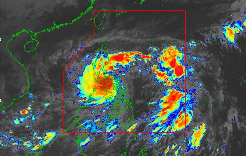 'Bagyong Siony' PAGASA weather update November 1, 2020