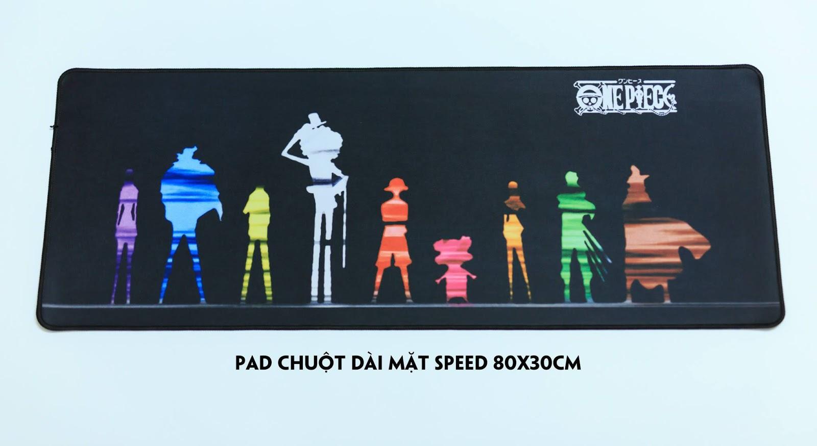 Gamming Mousepad: One piece, CS, CF, LMHT, Doraemon, Naruto, Dota2!!! - 16