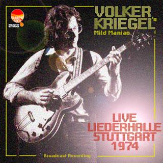 Volker Kriegel - 2003 - Live Liederhalle Stuttgart 1974