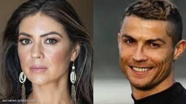 """375 ألف جنيه إسترليني يدفعها رونالدو ل""""شراء صمت"""" عارضة الأزياء"""