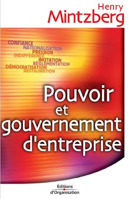 Télécharger Livre Gratuit Pouvoir et gouvernement d'entreprise pdf
