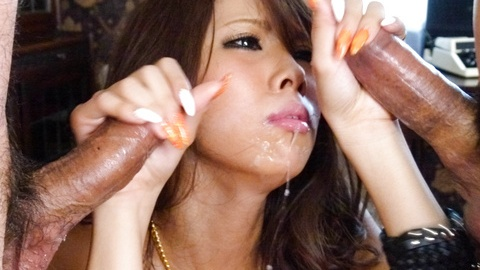Watch Porn Ema Kisaki is roughly and strongly fucked