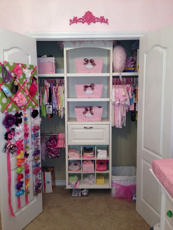 11 maneras de c mo hacer organizadores de accesorios para for Organizadores para closet