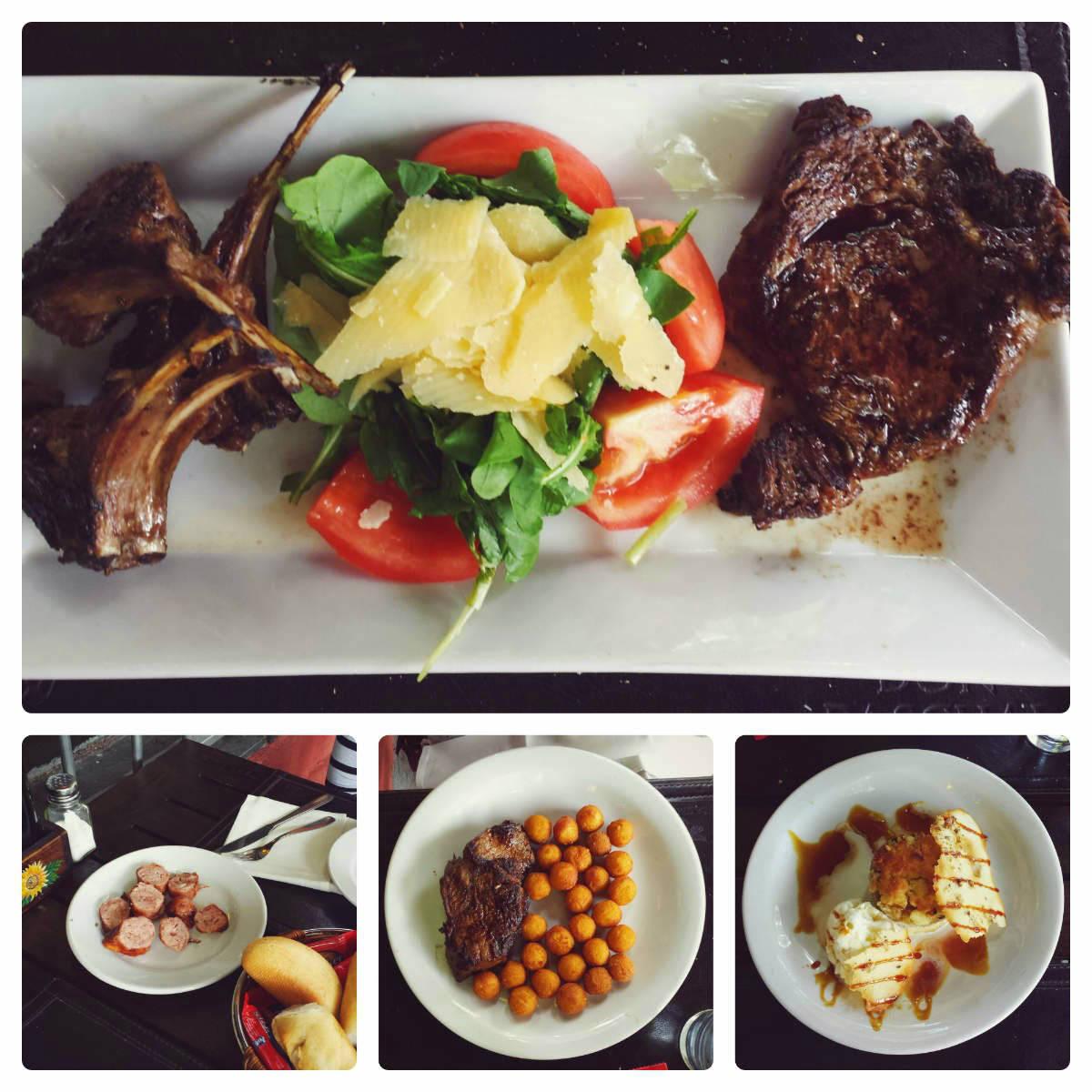 Dicas onde comer carne em Montevidéu