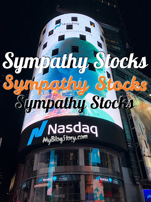 Sympathy Play over a Huge Running Stock