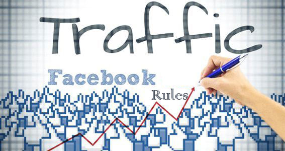 How to Increase Traffic On Blogs Via Facebook 100 % Results