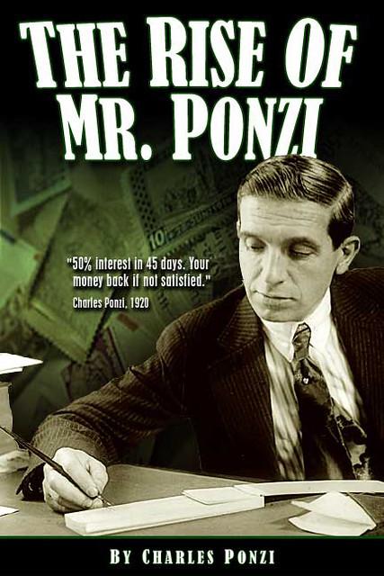 ponzi düzeni