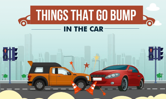 Things That Go Bump In The Car